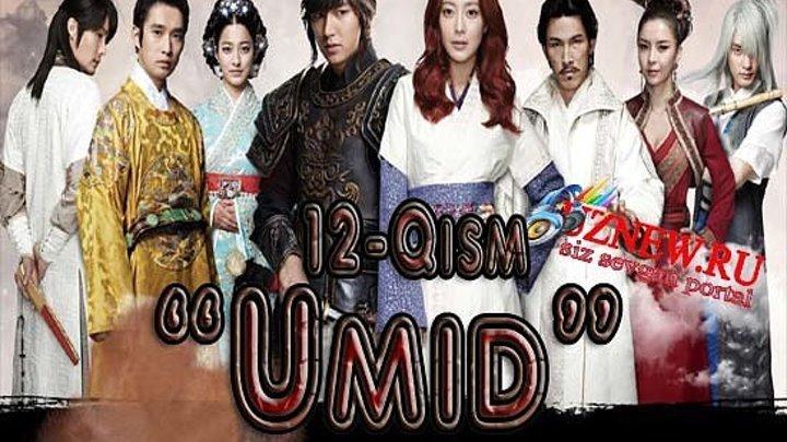 Umid 12-Qism