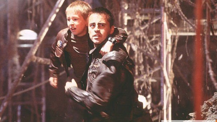 Затерянные в космосе (1999)