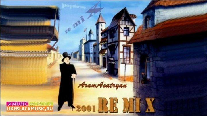 Aram Asatryan - Sev Sev Acher [Remix]