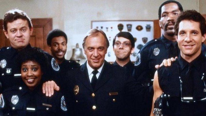 Полицейская академия 2_ Их первое задание смотреть онлайн