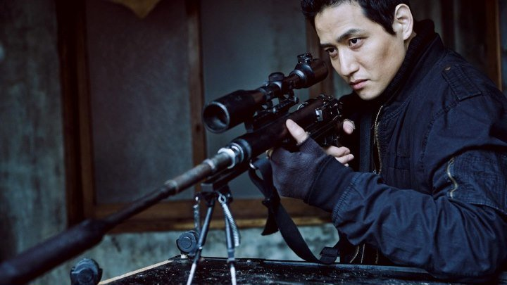 Хва-Йи (Hwayi: Gwimuleul samkin ahyi) 2013 г.Жанр:боевик, триллер.Страна: Корея Южная