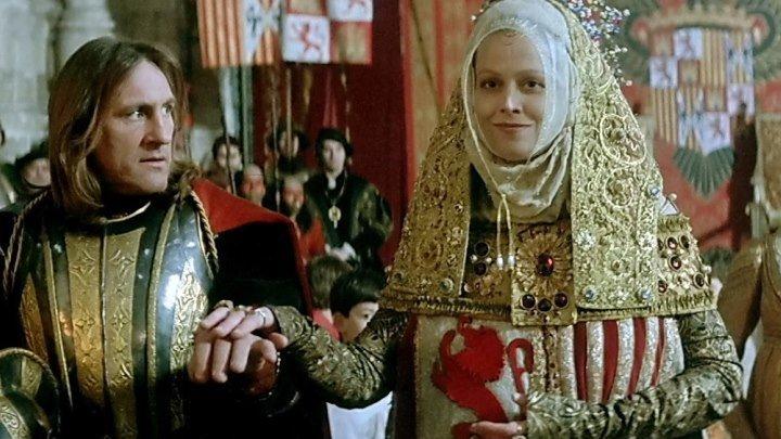 1492: Завоевание рая (HD1О8Ор) • Историческая драма \ 1992г • Жерар Депардье Арманд Ассанте Сигурни Уивер Лорен Дин и др...