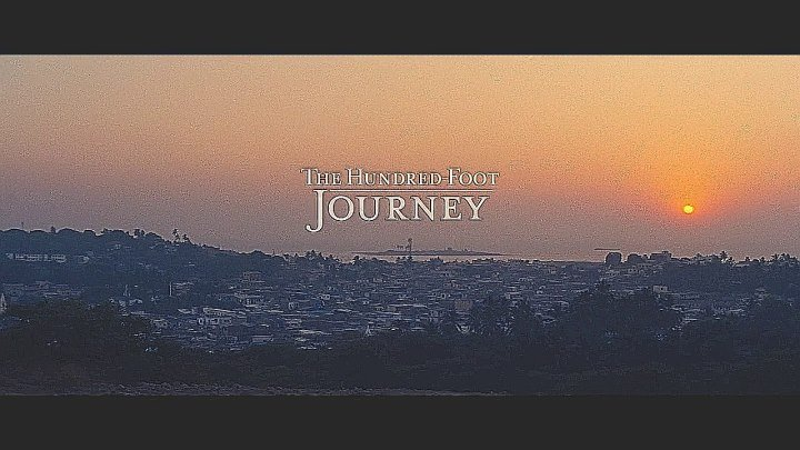 Пряности и страсти (The Hundred-Foot Journey, 2014)