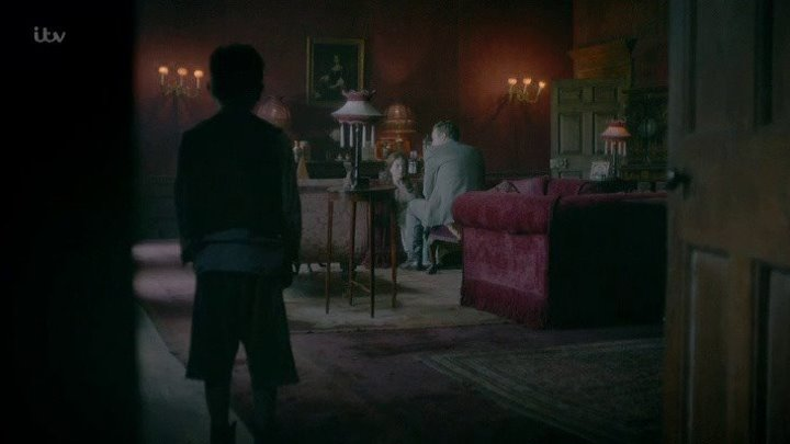Harry Price: Ghost Hunter / Гарри Прайс - охотник за призраками 2015 г. Жанр: Детектив, Триллер.Страна:Великобритания.