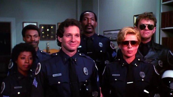 Полицейская академия 3_ Переподготовка смотреть онлайн