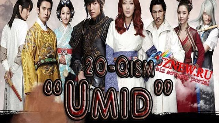 Umid 20-Qism