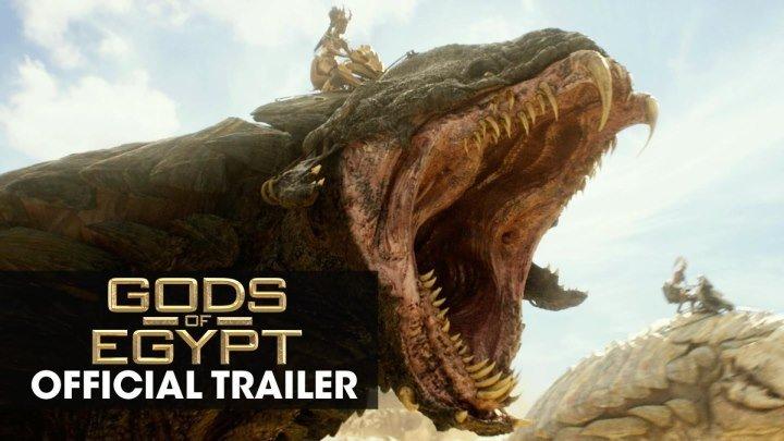 Боги Египта - Трейлер (дублированный)