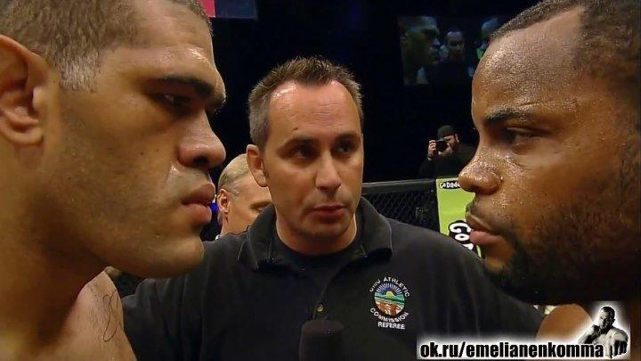 Антонио Сильва vs. Даниэль Кормье . Strikeforce HW Grand Prix 2011.