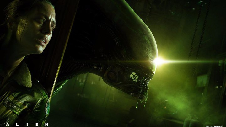 Alien Isolation часть 1 (Прохождение без комментариев)