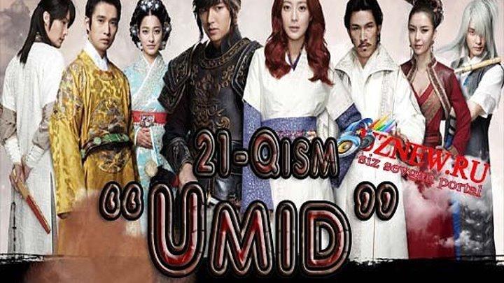 Umid 21-Qism