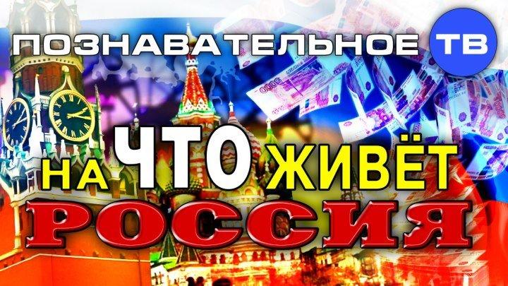 На что живёт Россия? (Познавательное ТВ, Дмитрий Еньков)