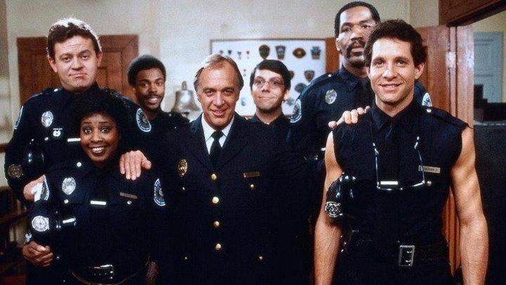 ПОЛИЦЕЙСКАЯ АКАДЕМИЯ 2 : Их Первое Задание / Police Academy 2: Their First Assignment (1985)