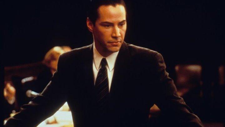 Адвокат дьявола. 1997 триллер, драма,