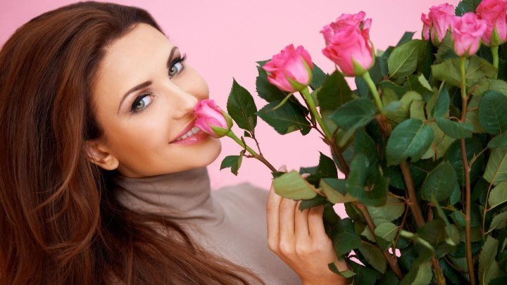 ·•●❤●•·Дарите женщине цветы·•●❤●•·