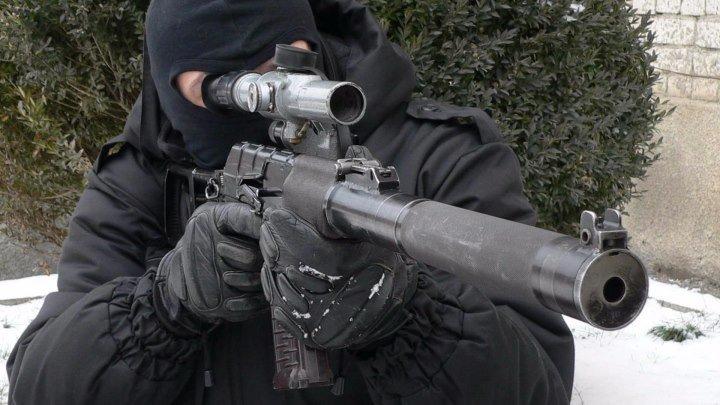 Спецназ ГРУ России!