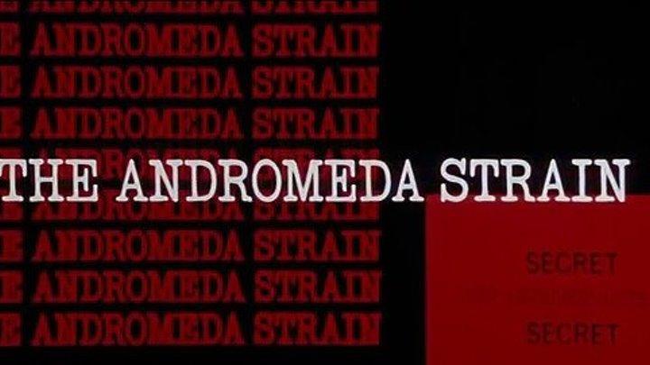 """Штамм """"Андромеда"""" - The Andromeda Strain (США,1971,триллер,16+)"""