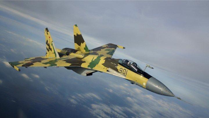 Су-35(Flanker-Е+) — Российский многоцелевой сверхманёвренный истребитель поколения 4++