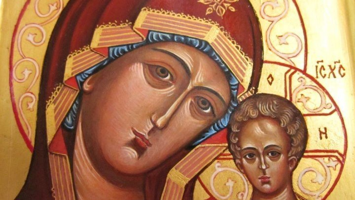 Заступница - Казанская икона Пресвятой Богородицы