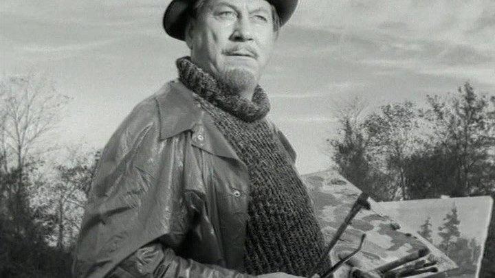 """""""к\ф """"Полустанок"""" — (Комедия,1963). ... Герой фильма, академик, по совету врачей отправляется на отдых в деревню — подальше от повседневной суеты..."""""""