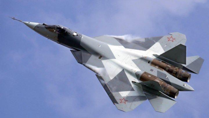 ПАК ФА (Т-50) российский многоцелевой истребитель пятого поколения