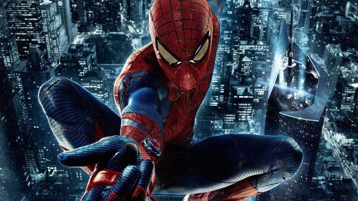 прохождение нового человека паука часть 2