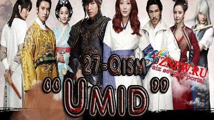 Umid 27-Qism