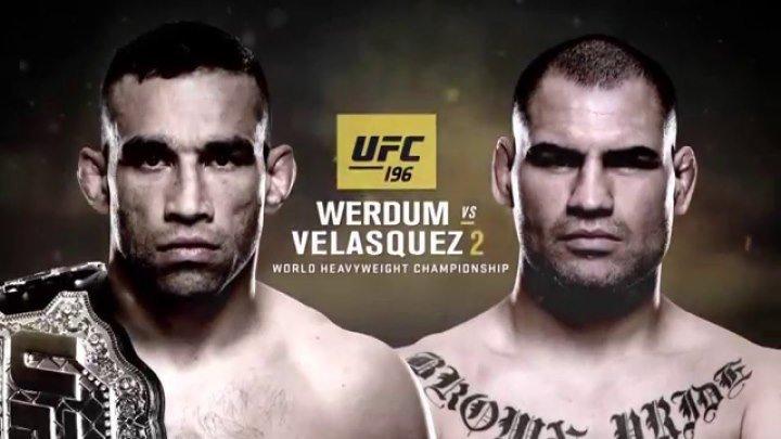 UFC 196 Расширенное превью (русск. озвучка)