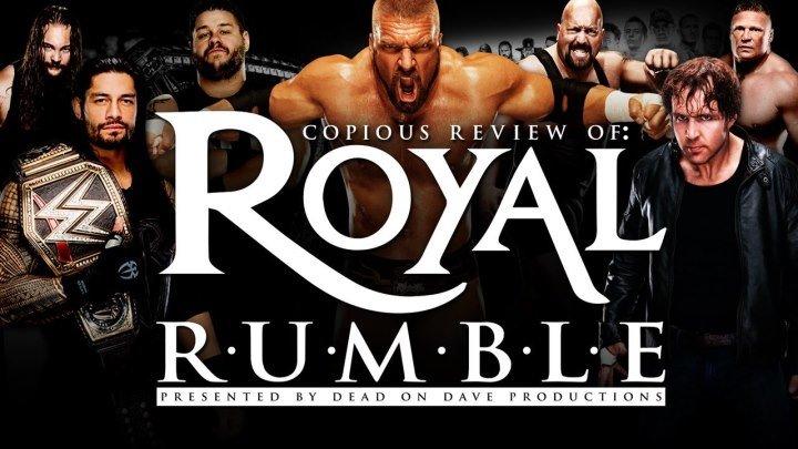 WWE Royal Rumble- 2016 Highlights Review - Royal Rumble January 24, 2016 Highlights