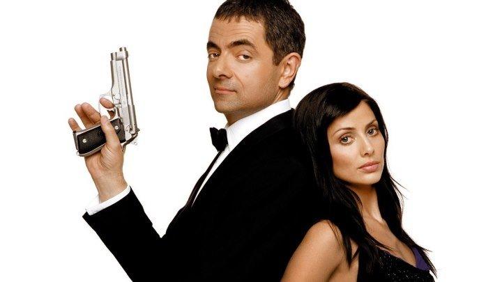Агент Джонни Инглиш (2003) _ Боевик, комедия, приключения