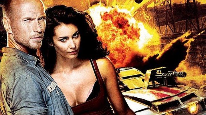 Смертельная гонка 2: Франкенштейн жив (2010) _ Фантастика, боевик, триллер