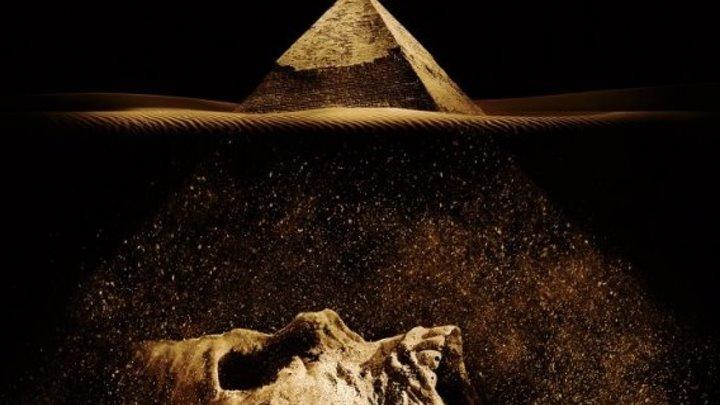 Пирамида (2014) ужасы, триллер, боевик, приключения