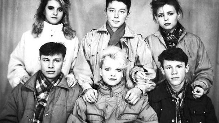 Дискотека 1989 год. Уникальные кадры )))