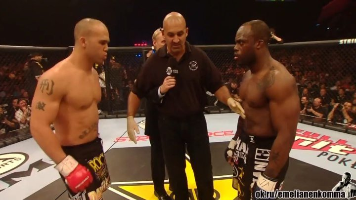 Робби Лолер vs. Мелвин Манхуф. Strikeforce. 2010