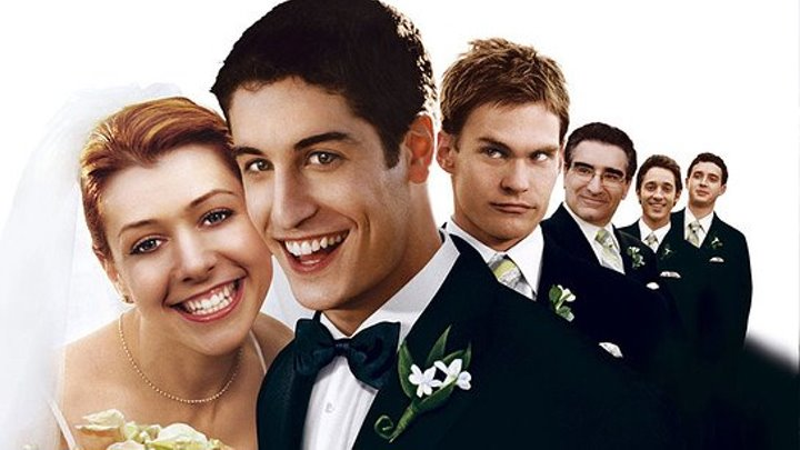 Американский пирог 3: Свадьба (2003) _ Комедия