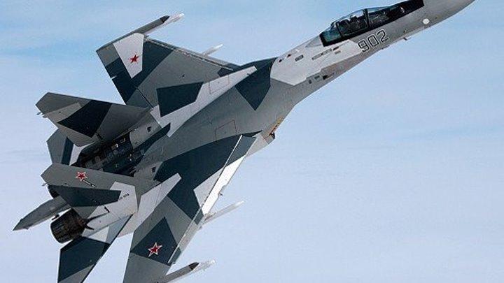 ракетные пуски Су 35
