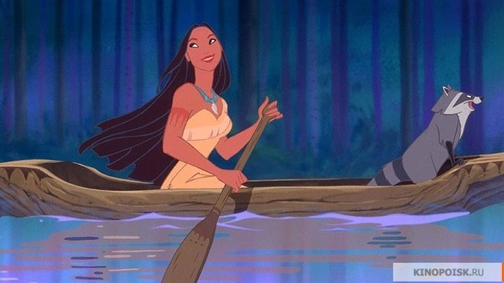 Покахонта_Pocahontas 1995 г на английском с субтитрами.Жанр: мультфильм, мюзикл, драма, мелодрама, приключения, семейный, история,.Страна: США