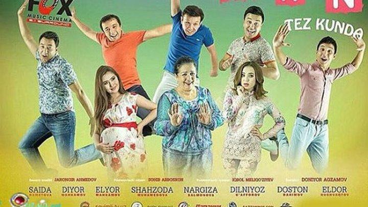 Kunlardan 1 kun (O'zbek kino 2016) UZ-HD.net