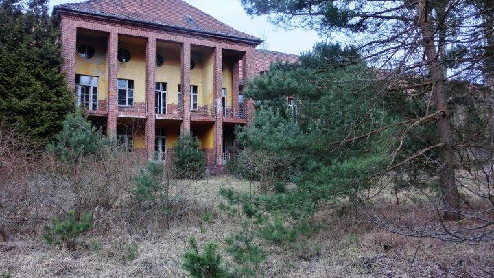 Ютербогскии госпиталь 9.02.2014года