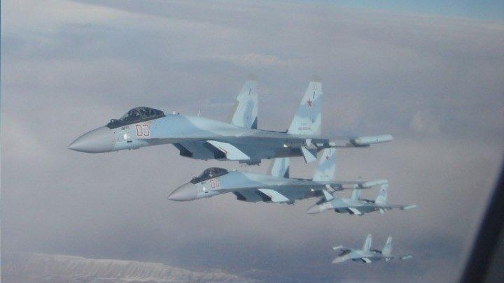 Су- 35 повелитель Сирии !!!