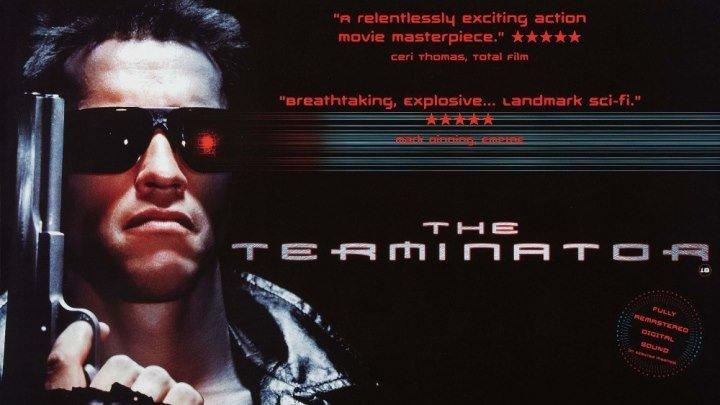 16+ Terminator.1984.1080p. фантастика, боевик, триллер