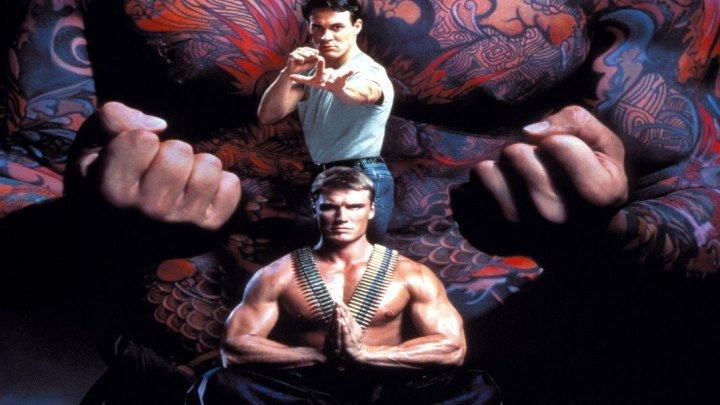 """""""Разборка в Маленьком Токио"""" _ (1991) боевик,триллер,комедия,криминал.HD 1080p."""