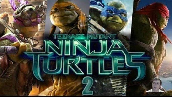 Черепашки-ниндзя 2 - Ролик с СуперКубка (2016)