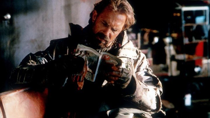 Почтальон 1997 фантастика, боевик, драма, приключения