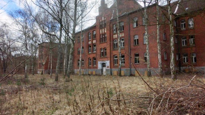Jüterbog2.Здание казармы в/ч 34999,38792 и др.11.02.2016