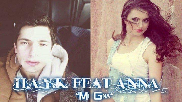❤.¸.•´❤H.A.Y.K. & Anna - Mi Gna (new 2016)❤.¸.•´❤