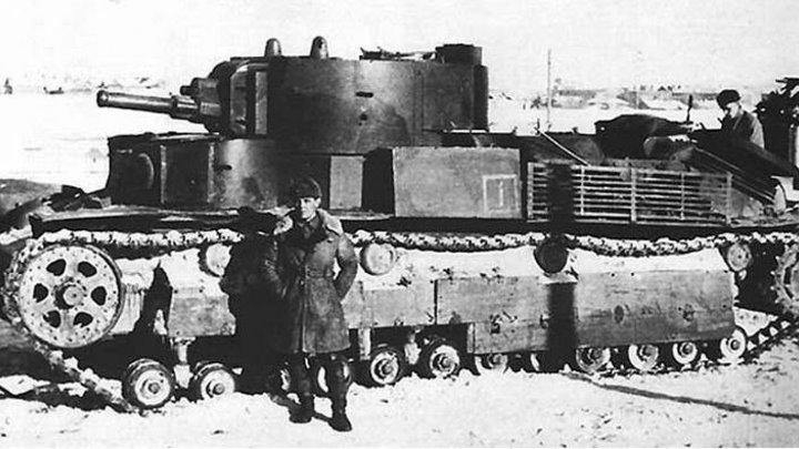 (ПОДЕЛИТЕСЬ С ДРУЗЯМИ)Подвиг танкистов Т-28 в Минске в 1941. Документальный фильм.Вечная ПАМЯТЬ