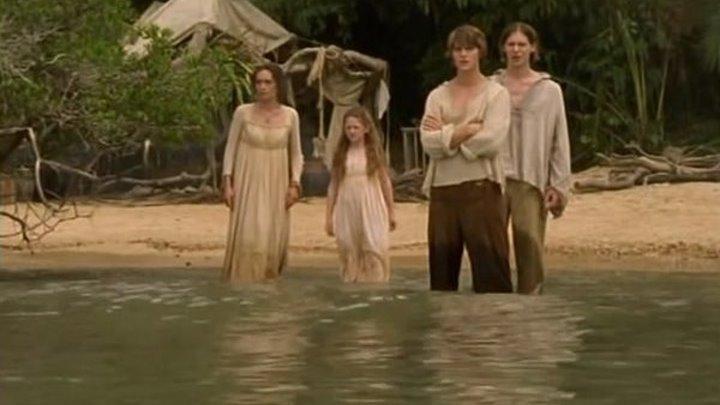 Остров надежды (2002), драма, приключения