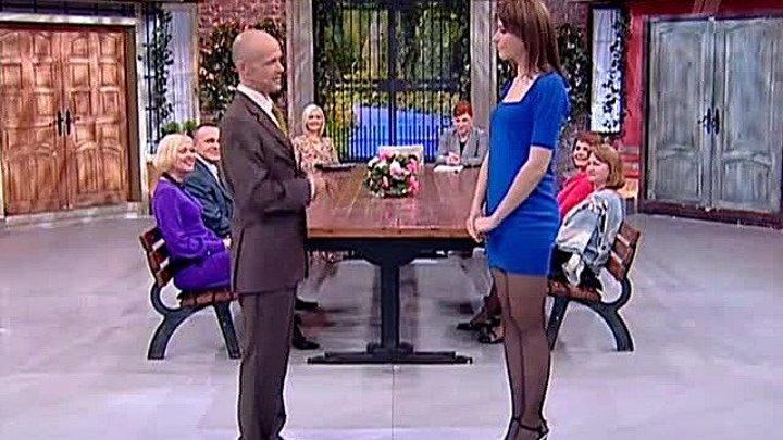 Я не плакала, я рыдала... Убойный танец жениха в «Давай поженимся»