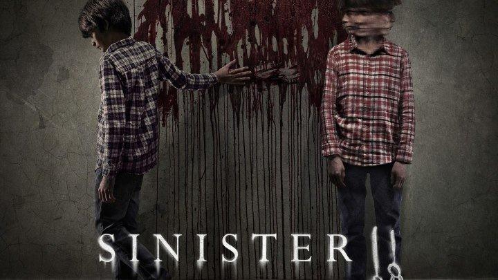 """Синистер 2"" _ (2015) ужасы. HD 720p."