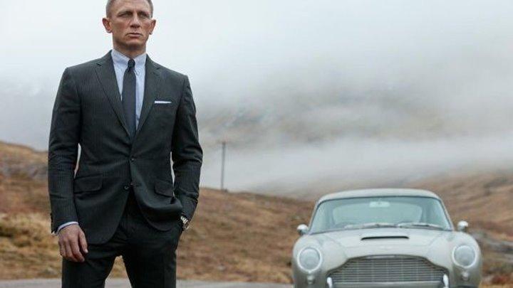 """""""Джеймс бонд агент 007 координаты скайфолл"""" смотреть онлайн"""